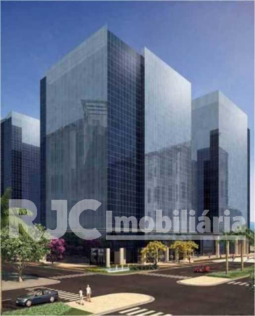 780509115396670 - Sala Comercial 34m² à venda Santo Cristo, Rio de Janeiro - R$ 750.000 - MBSL00103 - 3