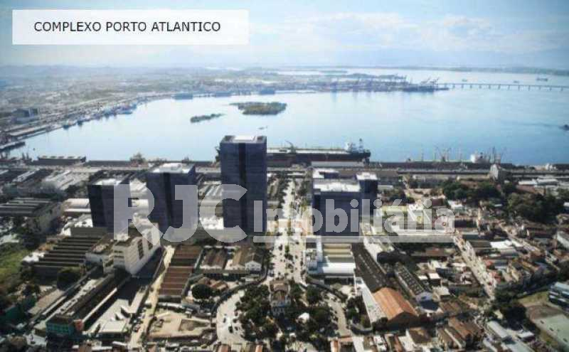 786509112571787 - Sala Comercial 34m² à venda Santo Cristo, Rio de Janeiro - R$ 750.000 - MBSL00103 - 16