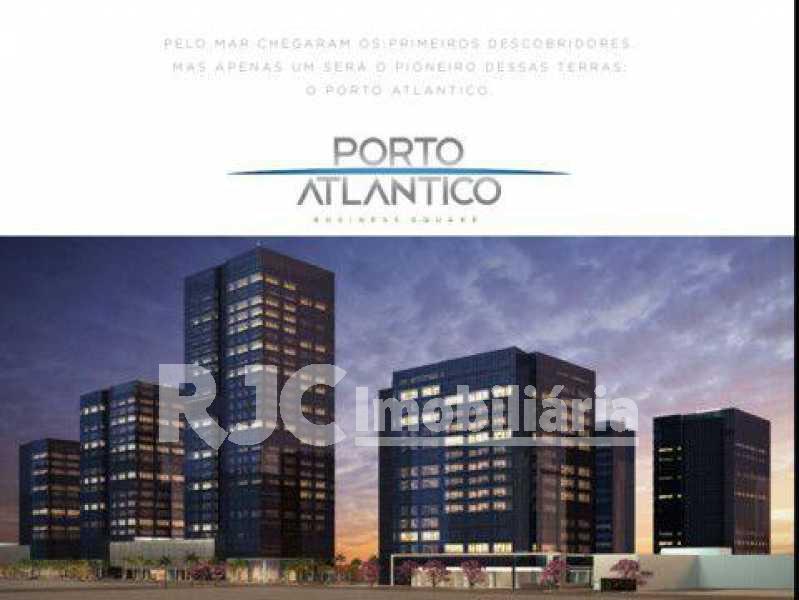 PORTO ATLANTICO LESTE - Sala Comercial 34m² à venda Santo Cristo, Rio de Janeiro - R$ 750.000 - MBSL00103 - 14