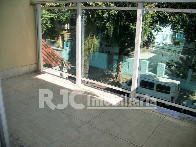 4.4 Varanda 3º Quarto - Casa 3 quartos à venda Tijuca, Rio de Janeiro - R$ 899.000 - MBCA30069 - 11