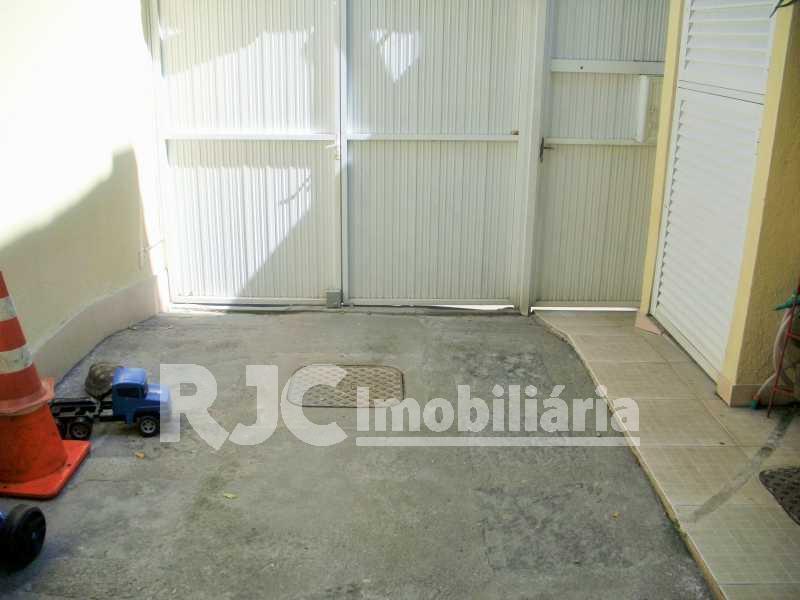 7.1 Garagem - Casa 3 quartos à venda Tijuca, Rio de Janeiro - R$ 899.000 - MBCA30069 - 19