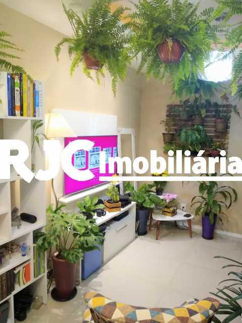 IMG-20200820-WA0021~2 - Apartamento 1 quarto à venda Humaitá, Rio de Janeiro - R$ 595.000 - MBAP10246 - 1