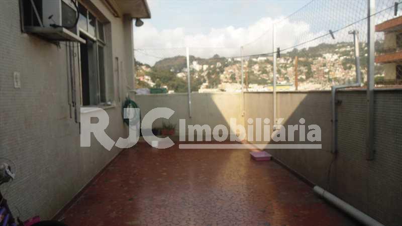 DSC02166 - Cobertura 3 quartos à venda Rio Comprido, Rio de Janeiro - R$ 460.000 - MBCO30129 - 4