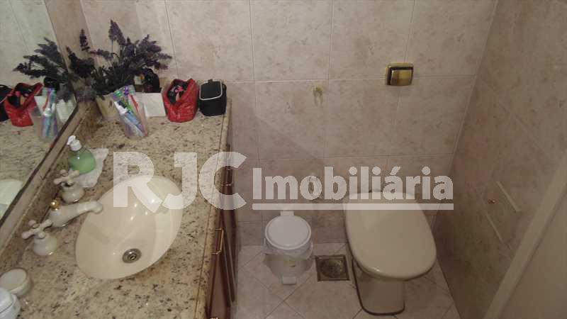 DSC02179 - Cobertura 3 quartos à venda Rio Comprido, Rio de Janeiro - R$ 460.000 - MBCO30129 - 14