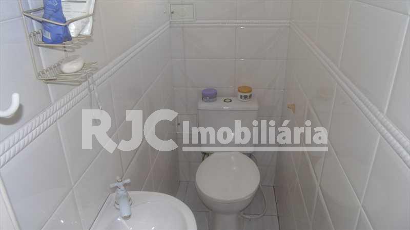 DSC02190 - Cobertura 3 quartos à venda Rio Comprido, Rio de Janeiro - R$ 460.000 - MBCO30129 - 19