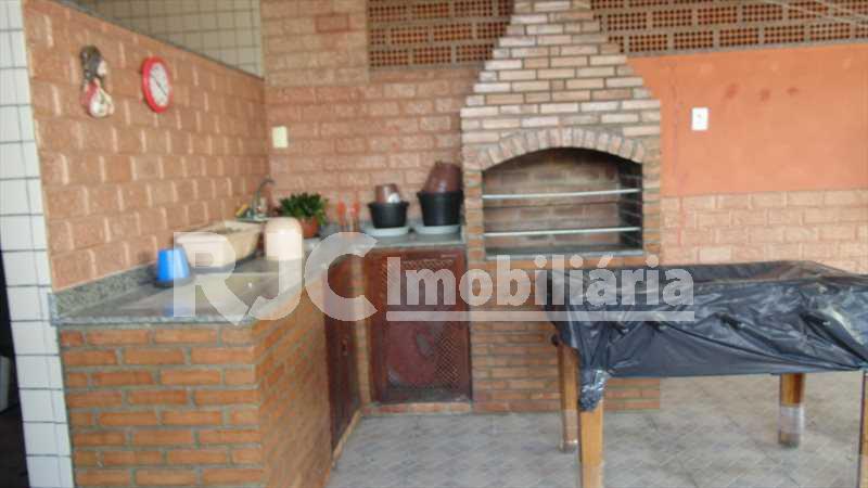 DSC02477 - Casa de Vila 3 quartos à venda Cachambi, Rio de Janeiro - R$ 630.000 - MBCV30041 - 26