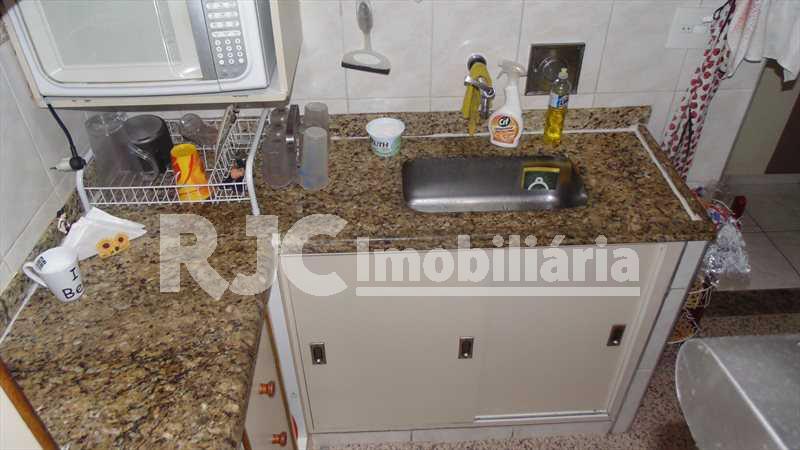 DSC02492 - Casa de Vila 3 quartos à venda Cachambi, Rio de Janeiro - R$ 630.000 - MBCV30041 - 21
