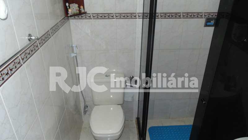 DSC02514 - Casa de Vila 3 quartos à venda Cachambi, Rio de Janeiro - R$ 630.000 - MBCV30041 - 29