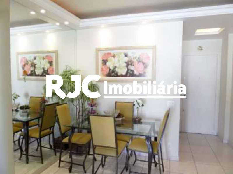 1 - Apartamento 2 quartos à venda Grajaú, Rio de Janeiro - R$ 399.000 - MBAP21862 - 1