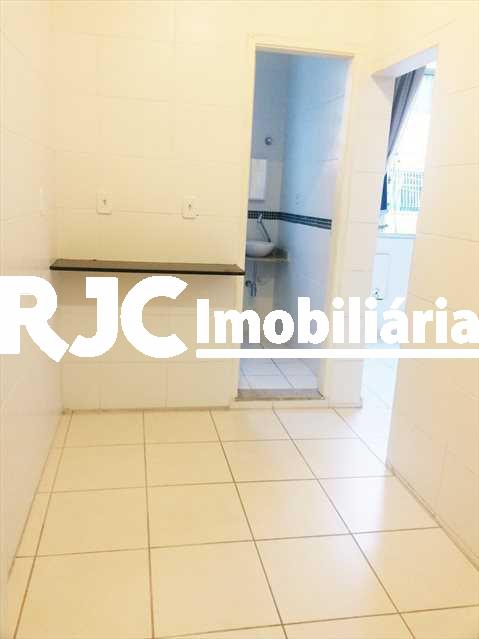 FOTO 15 - Kitnet/Conjugado 37m² à venda Tijuca, Rio de Janeiro - R$ 380.000 - MBKI00040 - 16