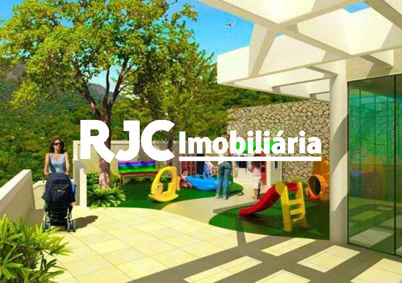 FOTO 20 - Apartamento 3 quartos à venda Jacarepaguá, Rio de Janeiro - R$ 430.000 - MBAP31183 - 21