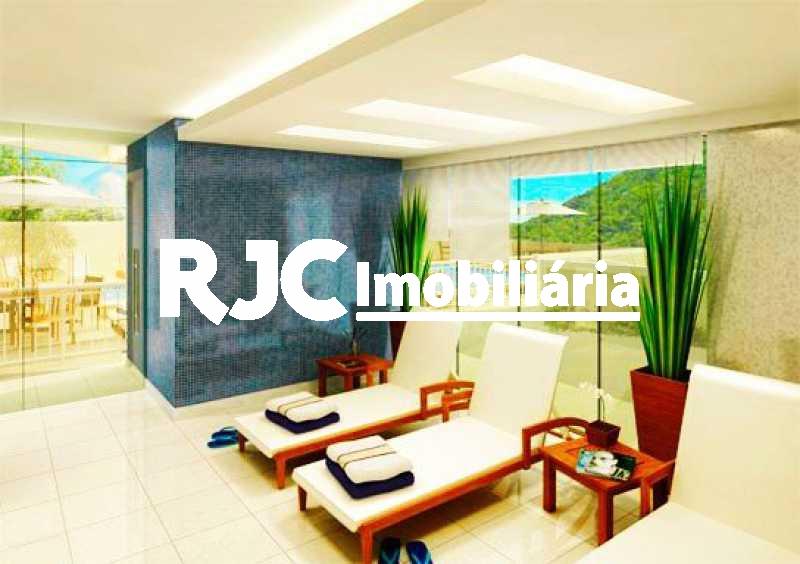 FOTO 22 - Apartamento 3 quartos à venda Jacarepaguá, Rio de Janeiro - R$ 430.000 - MBAP31183 - 22