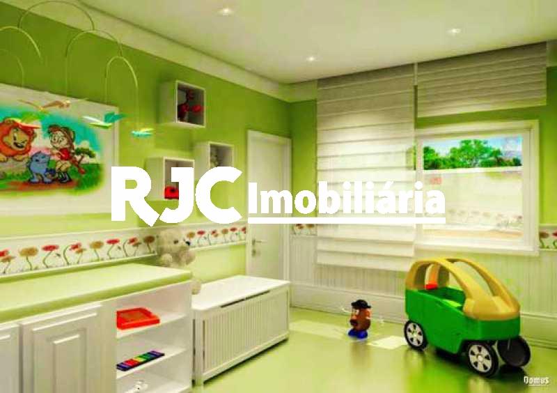 FOTO9 21 - Apartamento 3 quartos à venda Jacarepaguá, Rio de Janeiro - R$ 430.000 - MBAP31183 - 25