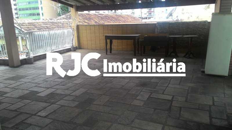 P_20160930_142730 - Casa de Vila 4 quartos à venda Grajaú, Rio de Janeiro - R$ 750.000 - MBCV40020 - 22