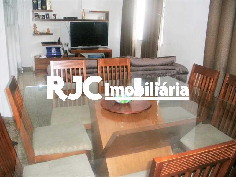 1      Sala - Casa de Vila 3 quartos à venda Rio Comprido, Rio de Janeiro - R$ 640.000 - MBCV30042 - 1