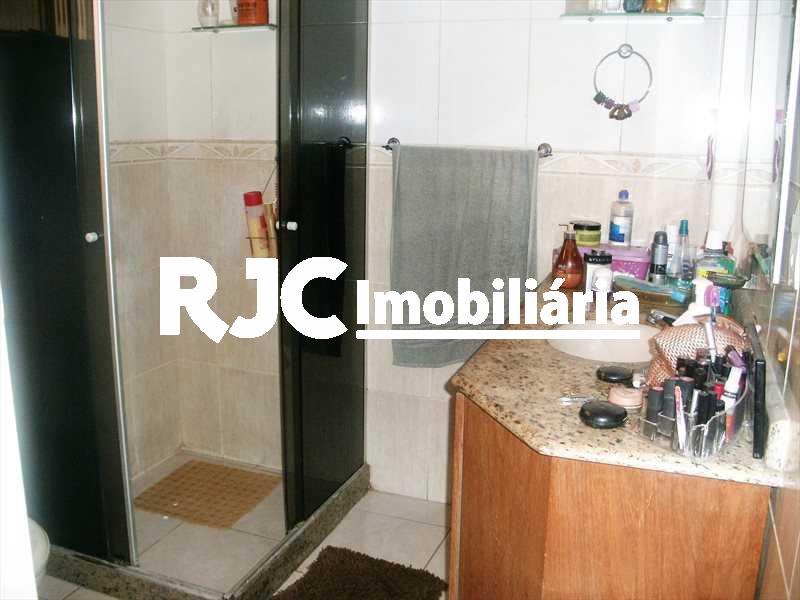 4     Banheiro Suíte - Casa de Vila 3 quartos à venda Rio Comprido, Rio de Janeiro - R$ 640.000 - MBCV30042 - 11