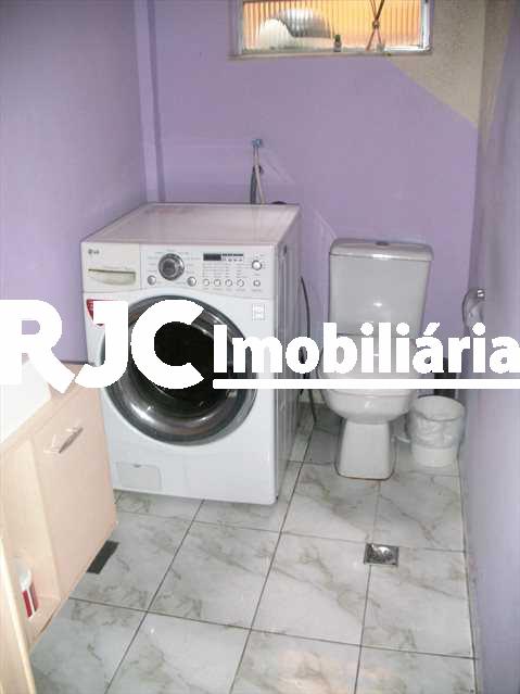 4..    Lavabo - Casa de Vila 3 quartos à venda Rio Comprido, Rio de Janeiro - R$ 640.000 - MBCV30042 - 13