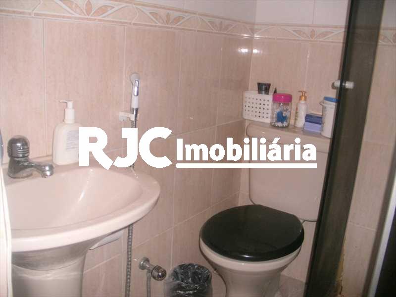 7.     Banheiro Serviço - Casa de Vila 3 quartos à venda Rio Comprido, Rio de Janeiro - R$ 640.000 - MBCV30042 - 17