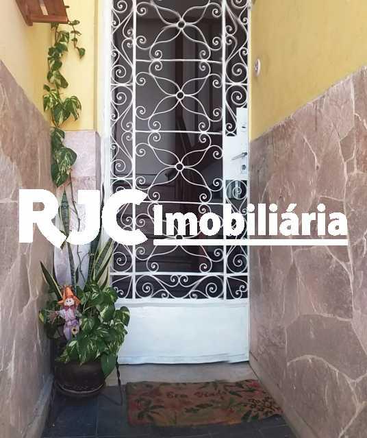 01 - Entrada Casa - Casa de Vila 3 quartos à venda Vila Isabel, Rio de Janeiro - R$ 590.000 - MBCV30044 - 1