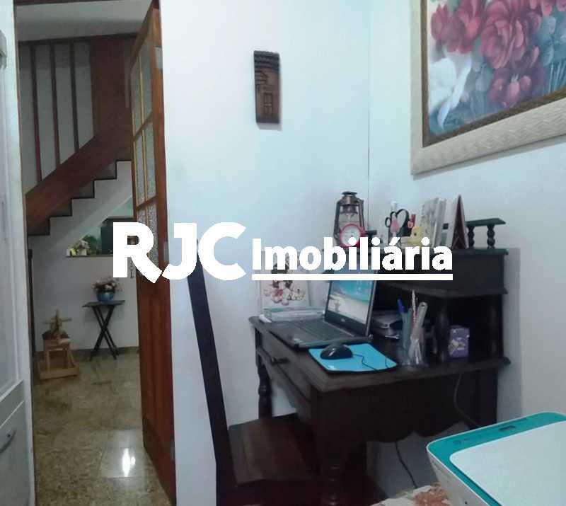 02.2 - Escritório Reversível - Casa de Vila 3 quartos à venda Vila Isabel, Rio de Janeiro - R$ 590.000 - MBCV30044 - 5