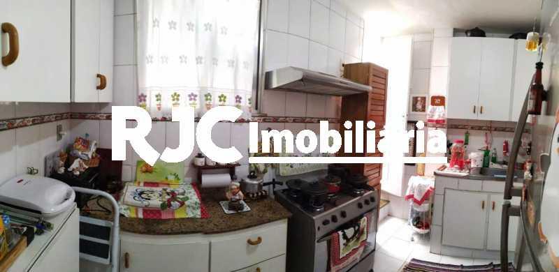 05 - Cozinha 1ºar - Casa de Vila 3 quartos à venda Vila Isabel, Rio de Janeiro - R$ 590.000 - MBCV30044 - 9