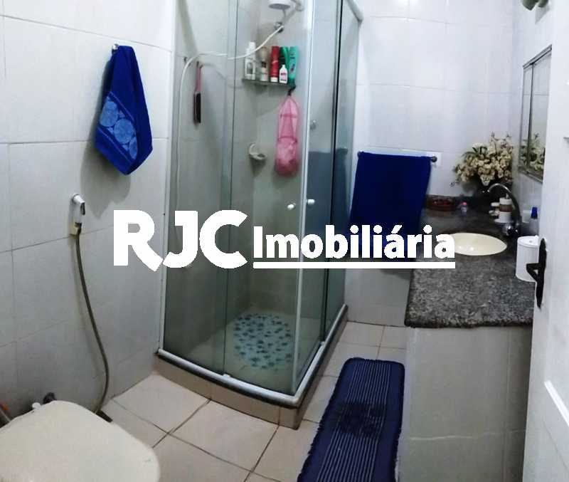 06  - Banheiro Social 1ºar - Casa de Vila 3 quartos à venda Vila Isabel, Rio de Janeiro - R$ 590.000 - MBCV30044 - 10