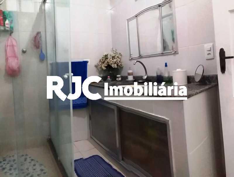 06.1 - Banheiro Social 1ºar - Casa de Vila 3 quartos à venda Vila Isabel, Rio de Janeiro - R$ 590.000 - MBCV30044 - 11