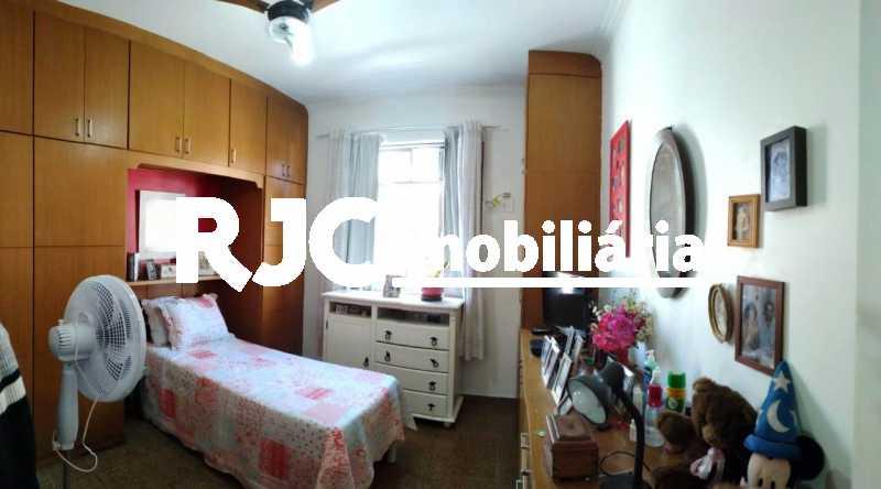 07.2 - 1º Quarto 1ºar - Casa de Vila 3 quartos à venda Vila Isabel, Rio de Janeiro - R$ 590.000 - MBCV30044 - 12