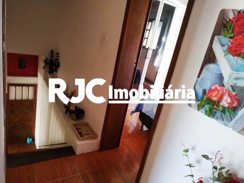 10 - Escada para o 2ºar - Casa de Vila 3 quartos à venda Vila Isabel, Rio de Janeiro - R$ 590.000 - MBCV30044 - 13