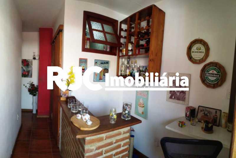 11 - Correde Barzinho 2ºar - Casa de Vila 3 quartos à venda Vila Isabel, Rio de Janeiro - R$ 590.000 - MBCV30044 - 14