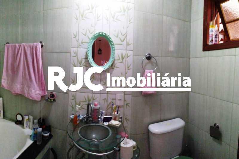 13 - Banheiro Social 2ºar - Casa de Vila 3 quartos à venda Vila Isabel, Rio de Janeiro - R$ 590.000 - MBCV30044 - 17