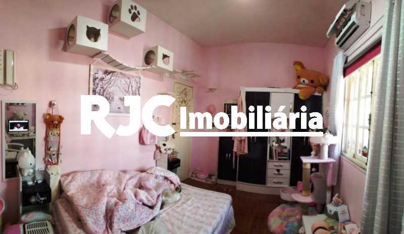 14.1 - 3º Quarto 2ºar - Casa de Vila 3 quartos à venda Vila Isabel, Rio de Janeiro - R$ 590.000 - MBCV30044 - 18