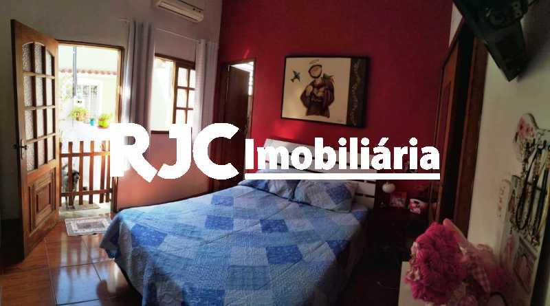 15 - 4º Quarto Suite 2ºar - Casa de Vila 3 quartos à venda Vila Isabel, Rio de Janeiro - R$ 590.000 - MBCV30044 - 19