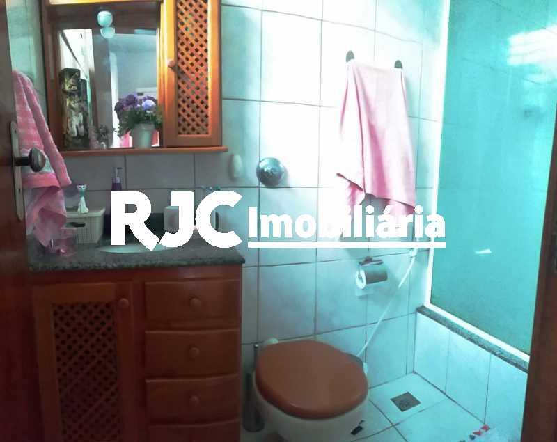 16.3 - Banheiro da Suite 2ºar - Casa de Vila 3 quartos à venda Vila Isabel, Rio de Janeiro - R$ 590.000 - MBCV30044 - 20