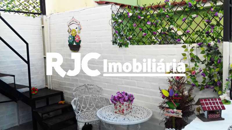 17.1 - Varanda da área de ser - Casa de Vila 3 quartos à venda Vila Isabel, Rio de Janeiro - R$ 590.000 - MBCV30044 - 21