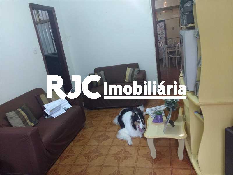 2 - Casa de Vila 3 quartos à venda Rio Comprido, Rio de Janeiro - R$ 595.000 - MBCV30051 - 3