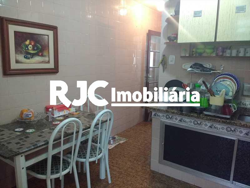 13 - Casa de Vila 3 quartos à venda Rio Comprido, Rio de Janeiro - R$ 595.000 - MBCV30051 - 13