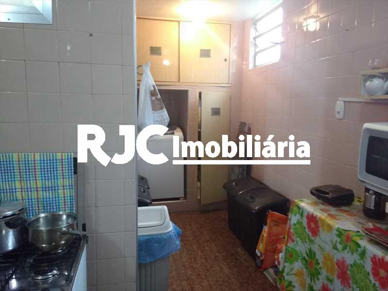 14 - Casa de Vila 3 quartos à venda Rio Comprido, Rio de Janeiro - R$ 595.000 - MBCV30051 - 14