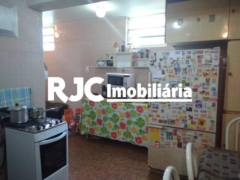 15 - Casa de Vila 3 quartos à venda Rio Comprido, Rio de Janeiro - R$ 595.000 - MBCV30051 - 15