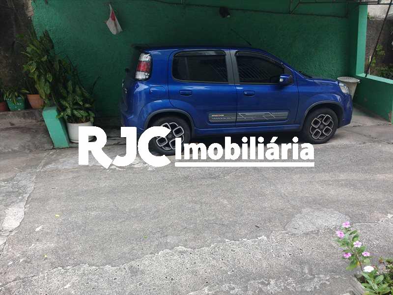 18 - Casa de Vila 3 quartos à venda Rio Comprido, Rio de Janeiro - R$ 595.000 - MBCV30051 - 18