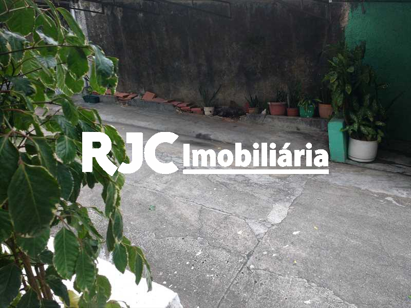 19 - Casa de Vila 3 quartos à venda Rio Comprido, Rio de Janeiro - R$ 595.000 - MBCV30051 - 19