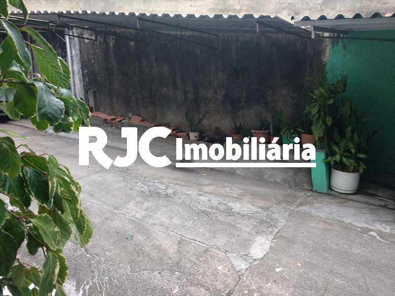 20 - Casa de Vila 3 quartos à venda Rio Comprido, Rio de Janeiro - R$ 595.000 - MBCV30051 - 20