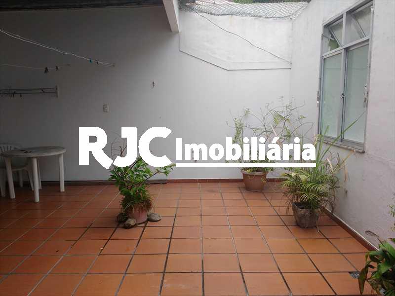 21 - Casa de Vila 3 quartos à venda Rio Comprido, Rio de Janeiro - R$ 595.000 - MBCV30051 - 21