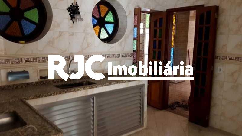 8 - Casa 6 quartos à venda Maracanã, Rio de Janeiro - R$ 2.600.000 - MBCA60015 - 9