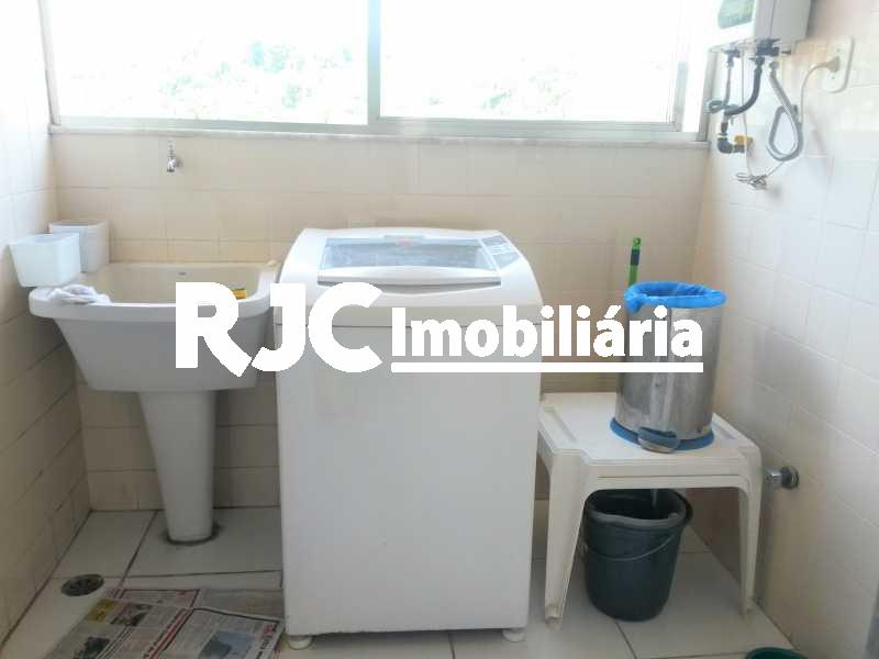 FOTO 20 - Apartamento 2 quartos à venda Méier, Rio de Janeiro - R$ 359.000 - MBAP22237 - 21