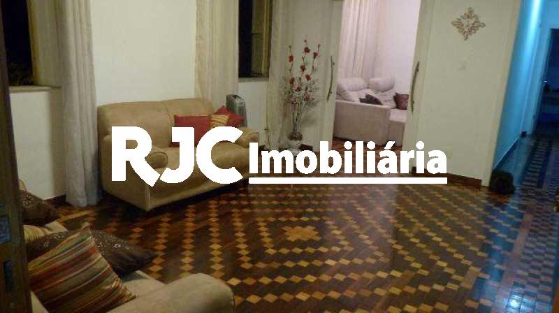 1 - Apartamento 3 quartos à venda São Cristóvão, Rio de Janeiro - R$ 390.000 - MBAP31448 - 1