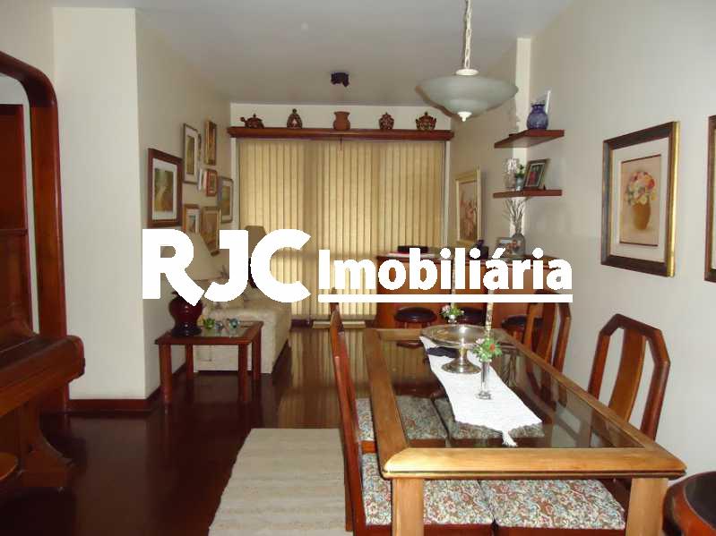 02 - Apartamento à venda Rua do Humaitá,Humaitá, Rio de Janeiro - R$ 990.000 - MBAP22378 - 3