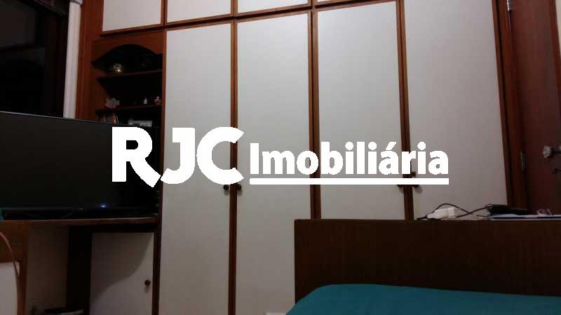 12 - Apartamento à venda Rua do Humaitá,Humaitá, Rio de Janeiro - R$ 990.000 - MBAP22378 - 13