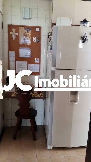 15 - Apartamento à venda Rua do Humaitá,Humaitá, Rio de Janeiro - R$ 990.000 - MBAP22378 - 16