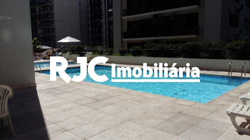 23 - Apartamento à venda Rua do Humaitá,Humaitá, Rio de Janeiro - R$ 990.000 - MBAP22378 - 24